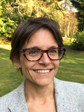 Image of supervisor Dr Ana Aliverti