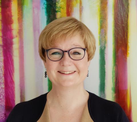 Image of Supervisor Dr Janet Foster