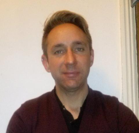 Photo of fellow Gareth Hole