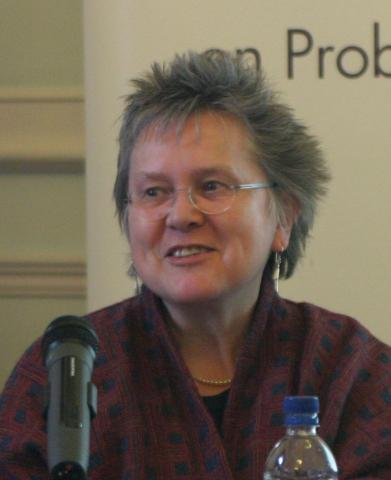 Image of supervisor, Professor Loraine Gelsthorpe