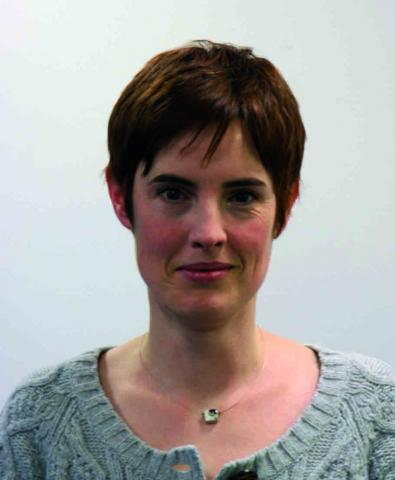 Image of supervisor Dr Gilly Sharpe