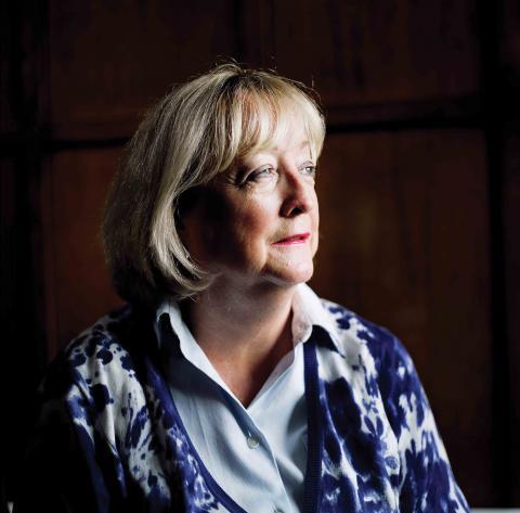 Image of Professor Monica McWilliams