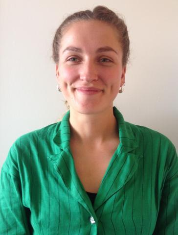 2019-2020 Fellow, May Robson
