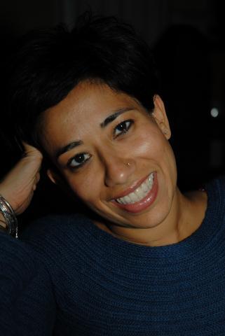 Photograph of fellow Maya Sikand