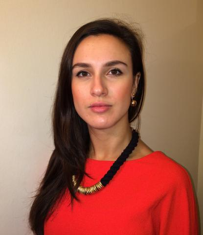 Photo of fellow, Jessica Southgate