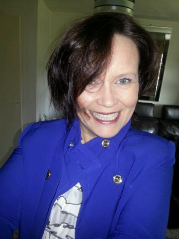 Image of fellow Tracey McMahon