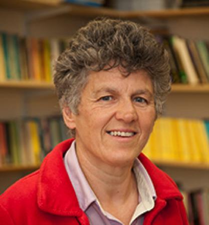 Image of academic supervisor Dr Julia Wardhaugh