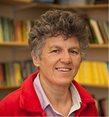 Image of academic supervisor Dr Julia Wardhaugh