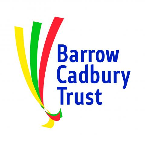 Logo for the Barrow Cadbury Trust