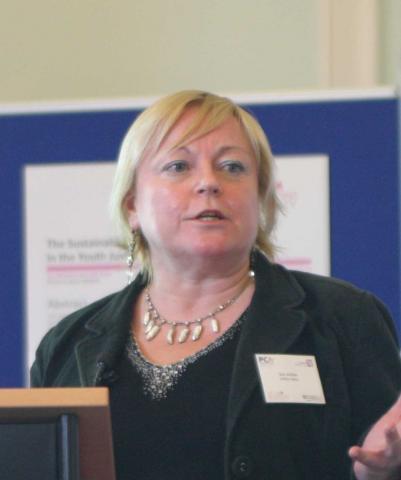 Trustee Sue Jordan