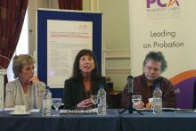Image of top table from Griffins conference - March 2014