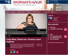 Radio 4 Podcast for Woman's Hour