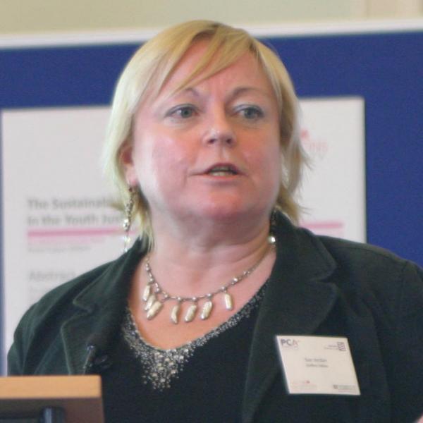 Image of Trustee Sue Jordan
