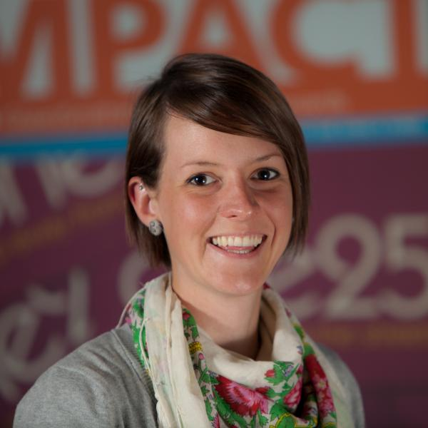 Hazel Renouf, Griffins and LankellyChase Foundation fellow for 2015-16
